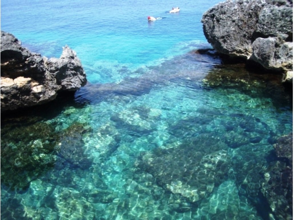 Acquaviva marina serra agriturismo le fornelle - Piscina naturale puglia ...