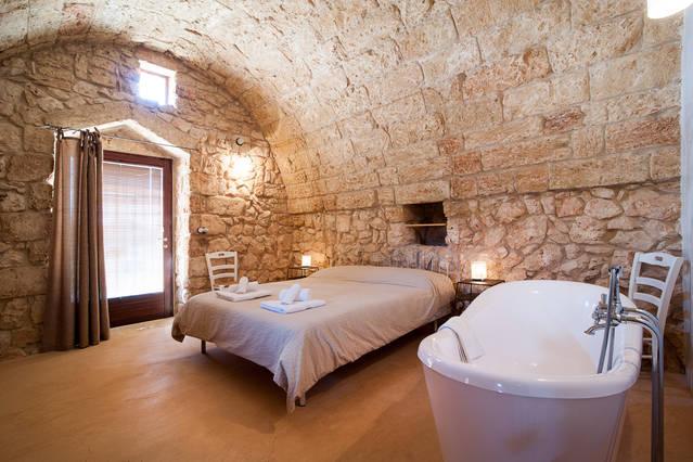 Don Pippi – Camera da letto matrimoniale con vasca da bagno ...